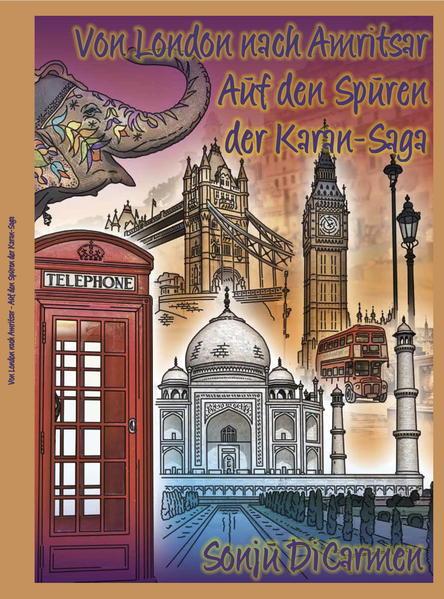 Von London nach Amritsar - Coverbild