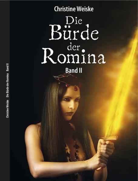 Die Bürde der Romina - Coverbild