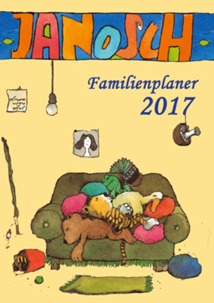 Familienplaner 2017 - Coverbild