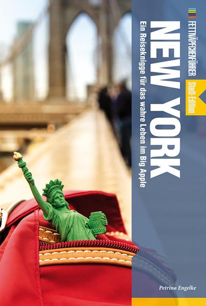 Fettnäpfchenführer New York - Coverbild