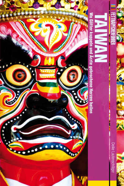 Fettnäpfchenführer Taiwan - Coverbild