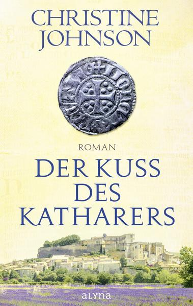 Der Kuss des Katharers - Coverbild