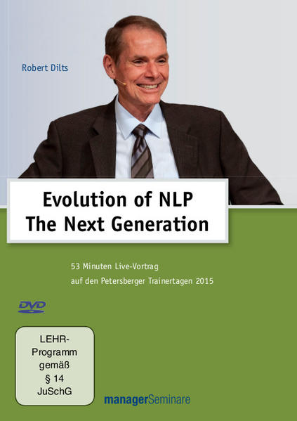 Evolution of NLP - The Next Generation - Coverbild