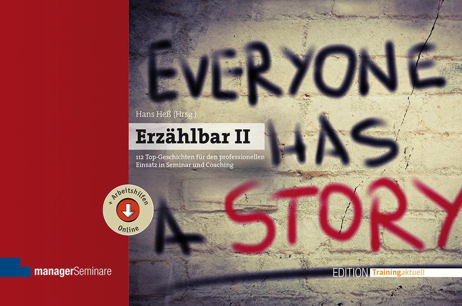 Erzählbar II - Coverbild