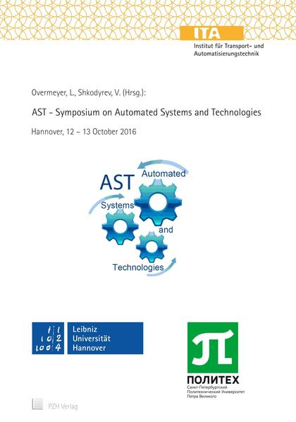 AST - Symposium on Automated Systems and Technologies - Coverbild
