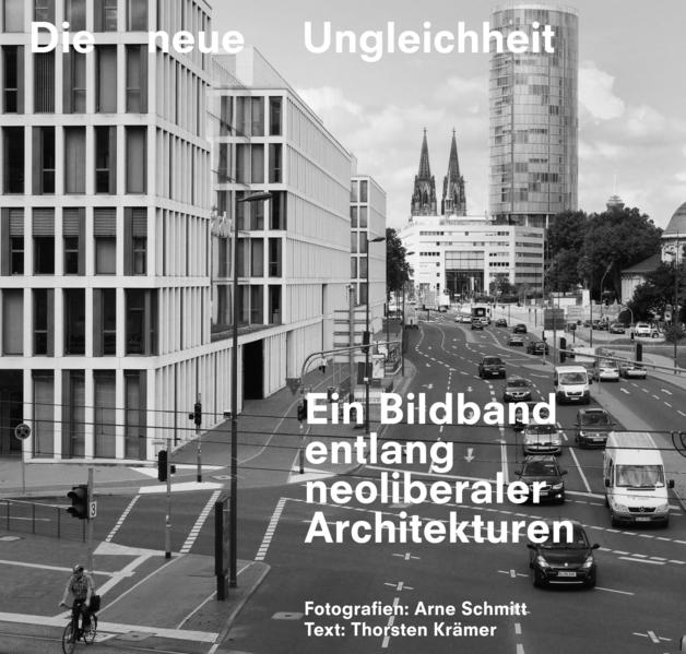 Die neue Ungleichheit / The New Inequality - Coverbild