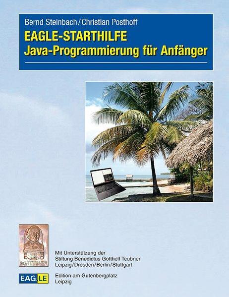 EAGLE-STARTHILFE Java-Programmierung für Anfänger - Coverbild