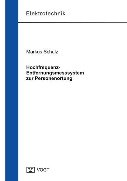 Hochfrequenzentfernungsmesssystem zur Personenortung - Coverbild