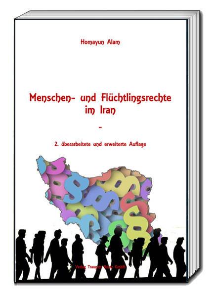 Menschen- und Flüchtlingsrechte im Iran - Coverbild