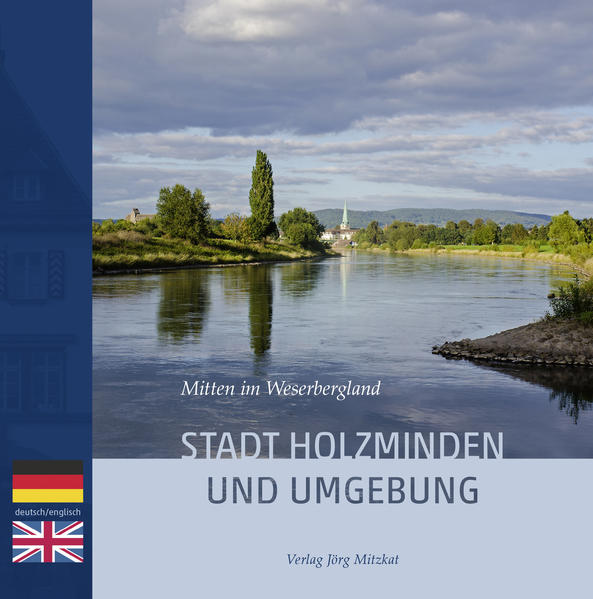Stadt Holzminden und Umgebung - Coverbild