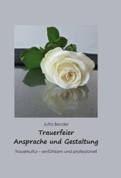 Trauerfeier - Ansprache und Gestaltung - Coverbild