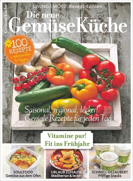 Die neue GemüseKüche - Coverbild