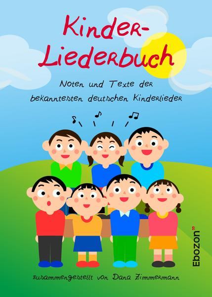 Kinder-Liederbuch - Coverbild