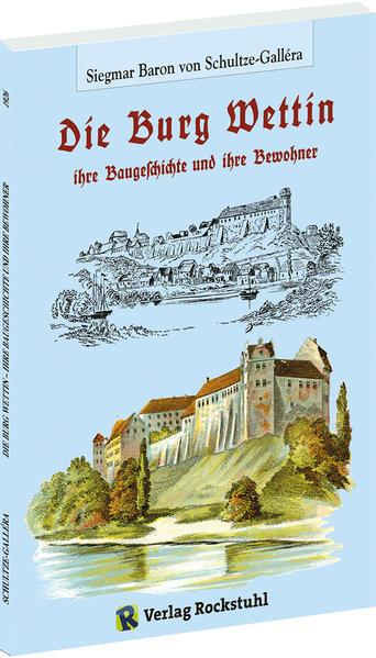 Die BURG WETTIN   - Coverbild