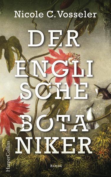 Der englische Botaniker - Coverbild