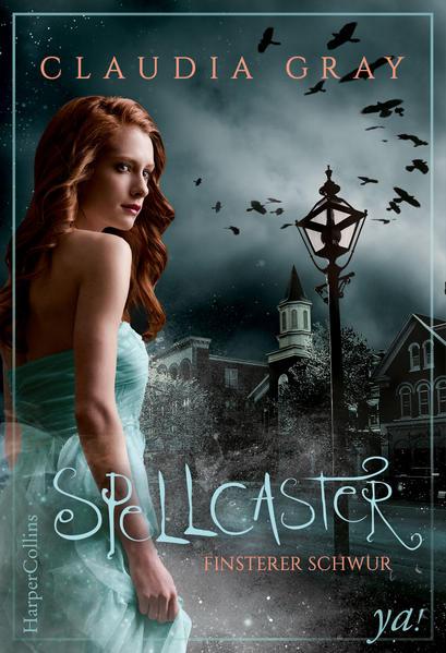 Spellcaster - Finsterer Schwur - Coverbild