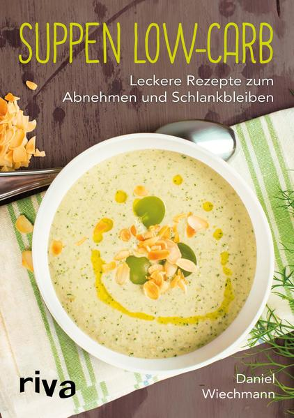 Suppen Low-Carb - Coverbild