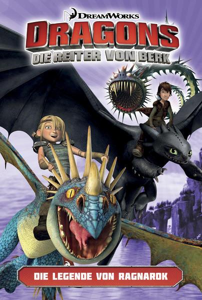Dragons - die Reiter von Berk 5 - Coverbild