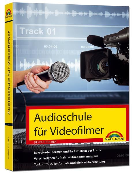 Audioschule für Videofilmer  - Coverbild