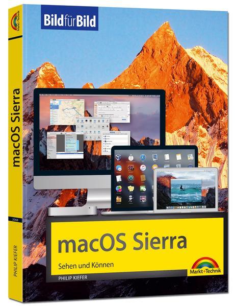 macOS Sierra - Bild für Bild sehen und können - ideal für Einsteiger und Umsteiger - Coverbild