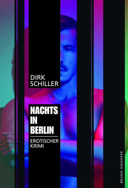 Nachts in Berlin - Coverbild