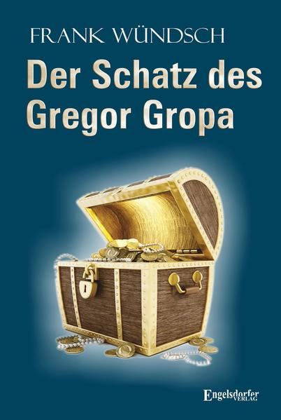 Der Schatz des Gregor Gropa - Coverbild
