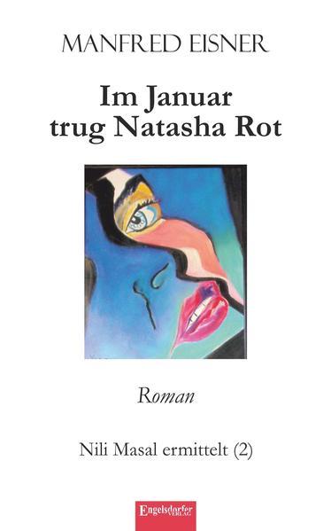 Im Januar trug Natasha Rot - Coverbild