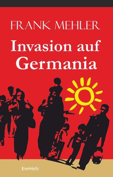 Invasion auf Germania - Coverbild