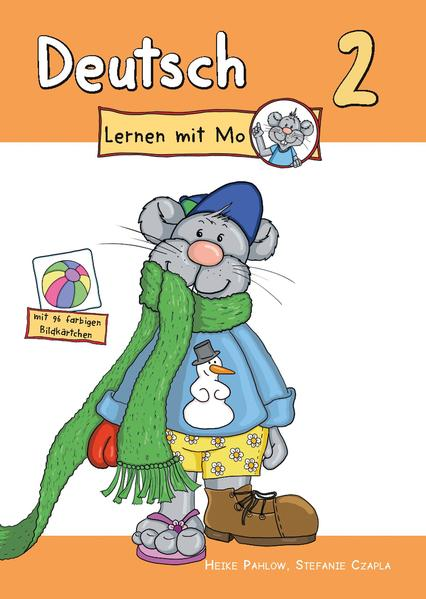 Deutsch lernen mit Mo - Teil 2 - Coverbild