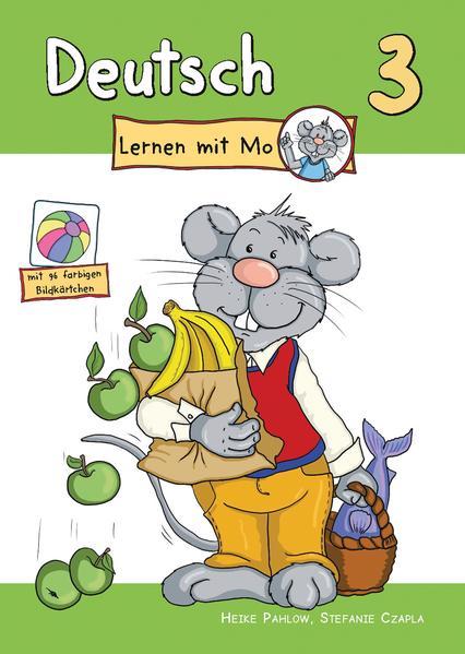 Deutsch lernen mit Mo - Teil 3 - Coverbild