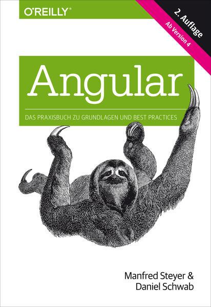 Angular 2 - Coverbild