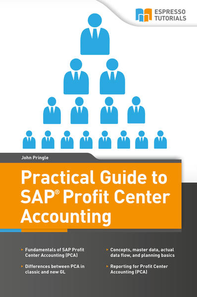 Practical Guide to SAP Profit Center Accounting - Coverbild