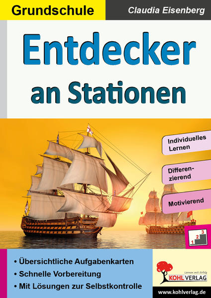 Entdecker an Stationen - Coverbild