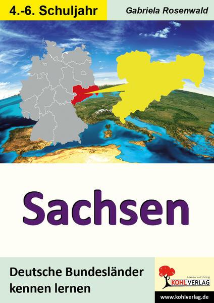 Sachsen - Coverbild