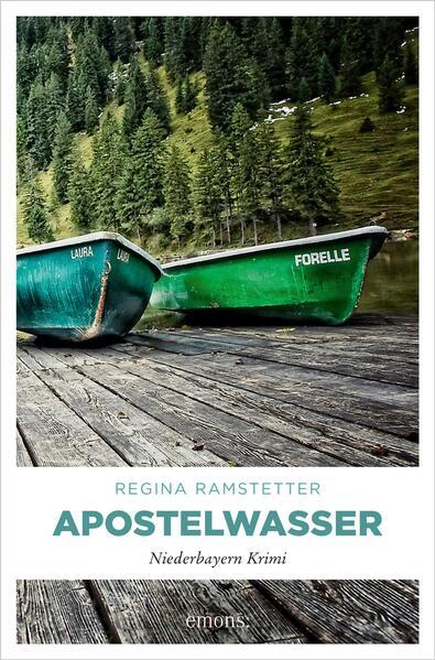 Apostelwasser - Coverbild