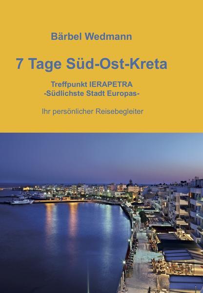 7 Tage Süd-Ost-Kreta - Coverbild