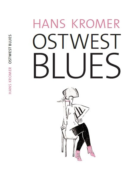 Ost-West-Blues - Coverbild