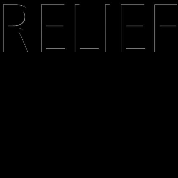 Relief - Konkret in Deutschland heute - Coverbild