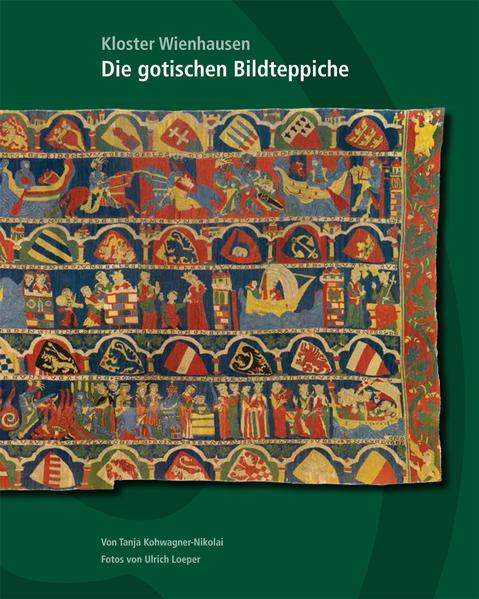 Die gotischen Bildteppiche - Coverbild