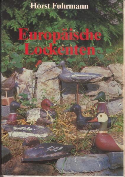 Europäische Lockenten - Coverbild