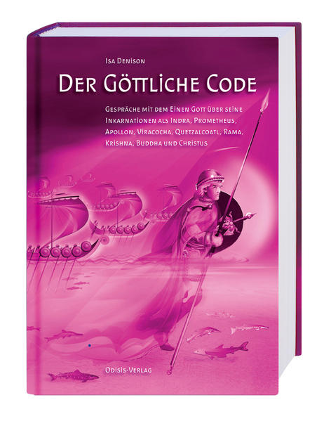 Der Göttliche Code - Coverbild