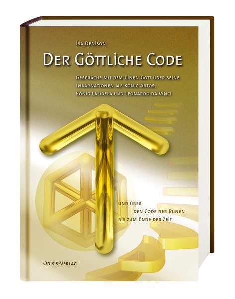 Der Göttliche Code, Band 3 - Coverbild