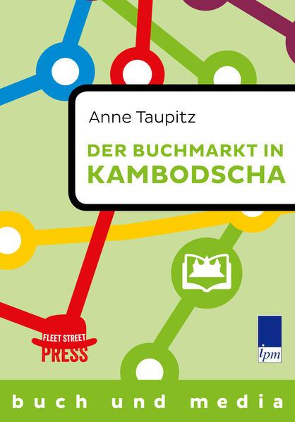 Der Buchmarkt in Kambodscha - Coverbild
