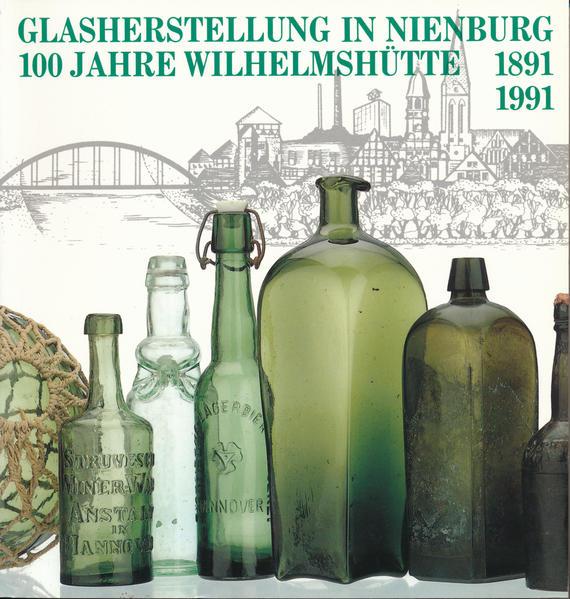 Glasherstellung in Nienburg - Coverbild