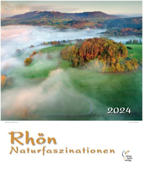 Kalender Rhön Naturfaszinationen 2017 - Coverbild