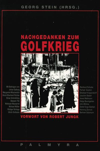 Nachgedanken zum Golfkrieg - Coverbild
