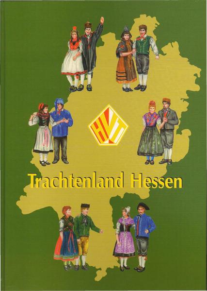 Trachtenland Hessen - Coverbild