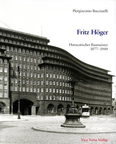 Fritz Höger - Coverbild