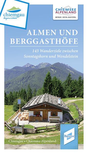Almen und Berggasthöfe - Coverbild