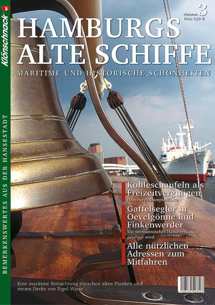 Hamburgs alte Schiffe - Coverbild